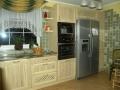 Meble w kuchni beżowe Gdynia