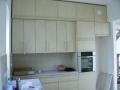 Jasne meble kuchenne do sufitu Gdynia